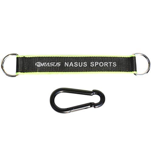 BESPORTBLE Bauchgurt für Klimmzugstange Hängenden Bauchgurt mit Schnallen für Bauchmuskelübungen Trainingsgröße L