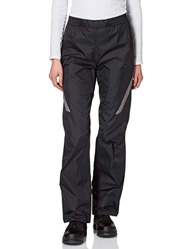 VAUDE Damen Hose Women's Luminum Perf. Pants II, black, 40, 42283