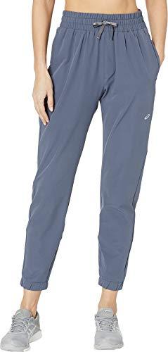 ASICS Women's I Move Me Travel Pants Taper Tarmac XS (US 4-6)