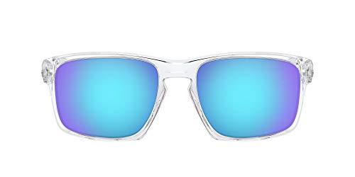 Oakley Sliver Oo9262 926207 Polarizada 57 Mm Gafas de Sol, Unisex, Multicolor, 57