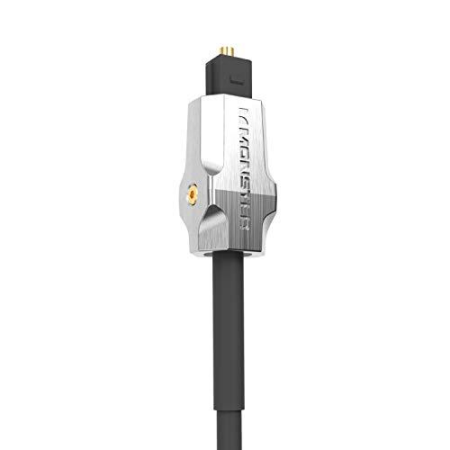 Monster 1.5M M-Series Fiber Optical Audio Cable