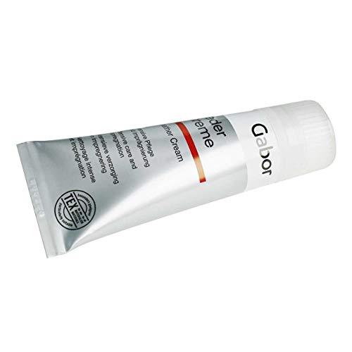 Gabor Unisex Schuhcreme 75 ml für Glattleder Farbe schwarz Schuhpflegeprodukt