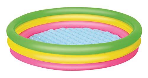 Bestway Summer Set Paddling Pool - 60 inch, Multi-Colour