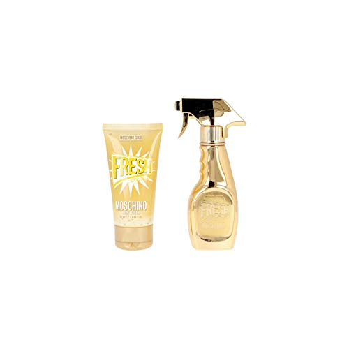 Moschino Gold Fresh Couture Lote 2 Pz 100 ml