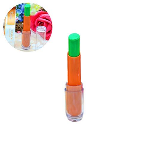 Daxoon Leuchtender Lippenstift Moisturizing Lasting Fluoreszierendes Lippenstift für Make-up-Tool