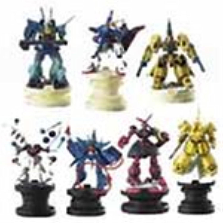 n ° 1 en línea Chess Chess Chess Piece Collection DX - Mobile Suit Gundam Z (12pcs) (japan import)  comprar barato