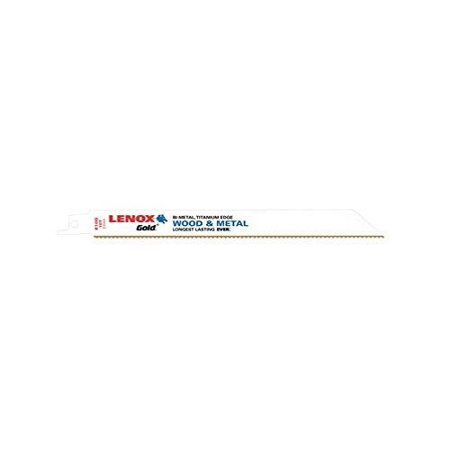 Lenox Reciprocating Blade 8