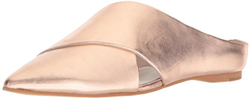 Dolce Vita Women's Camia Mule, Rose Gold Leather, 7.5 M US