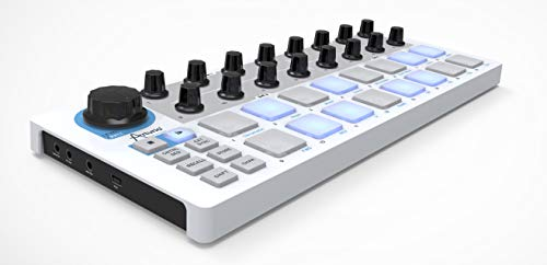 Arturia BeatStep Controller/Sequencer, Weiß
