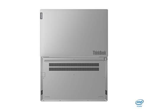 Lenovo ThinkBook 20RV00DSIH 2019 14-inch Laptop (10th Gen Core i5 10210U/8GB/1TB HDD/Windows 10 Professional/Intel UHD Graphics), Mineral Gray
