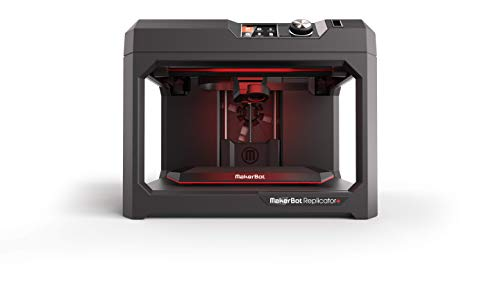 MakerBot Replicator+ Award Winning 3D Printer, with swappable Smart Extruder+