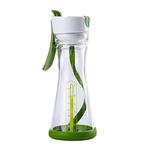 NCONCO Salladsdressing container mix förvara din klädsel med vår dressing shakerflaska håller förband fräscha