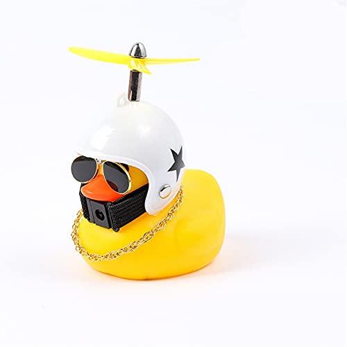 ENISHCHY Coche Interior decoración Colgante Lindo Anime Sombrero de Paja pingüino Pato Swing Auto retrovisor Espejo Colgante Ornamento Accesorios Accesorios Regalos (Color : H)