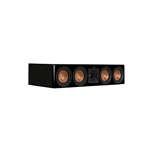 %25 OFF! Klipsch RP-504C Center Channel Speaker (Piano Black)