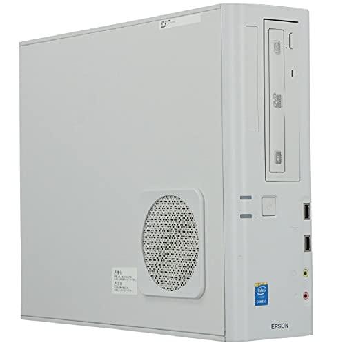 中古パソコン エプソン Endeavor AT992E Windows10 デスクトップ 一年保証 Core i3 4150 3.5GHz MEM:8GB SSD:240GB DVDマルチ Win10Pro64Bit