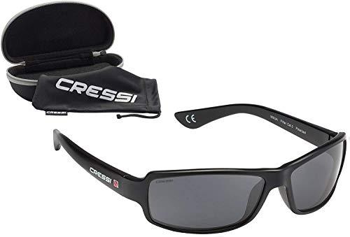 Cressi Ninja, Occhiali UltraFlex Sportivi da Sole...
