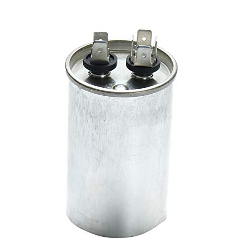 YEZIB Raccordi elettronici Fai da Te, 3pcs 35uF Motore Condensatore CBB65 450VAC del condizionatore d'Aria compressore condensatore avviamento