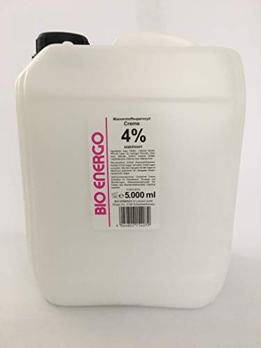 Bio Energo Universal Creme Oxydant H2O2 5000 ml, 4%
