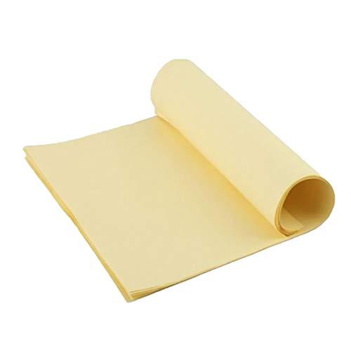 Tubayia 100 Stück A4 Wärme Toner Transferpapier Heat Transfer Papier für PCB Prototype DIY