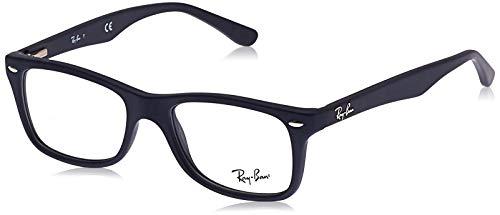 Ray-Ban Damen 5228 Brillengestelle, Blau, 50