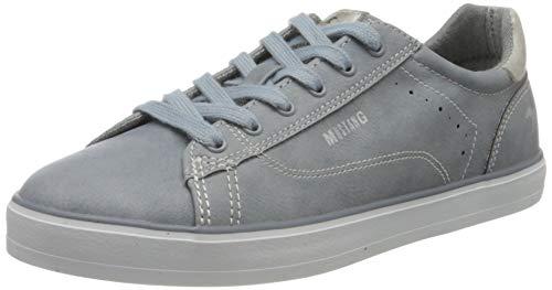 MUSTANG Damen 1267-301-875 Sneaker, Blau (Sky 875), 42 EU