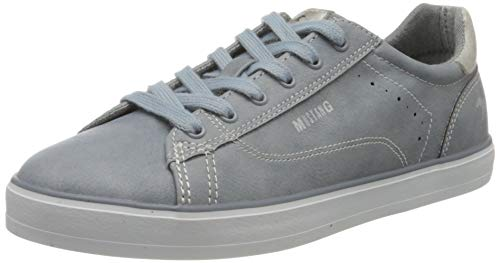 MUSTANG Damen 1267-301-875 Sneaker, Blau (Sky 875), 40 EU