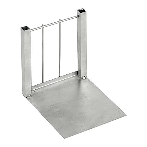 COPELE 70512 Puerta Trampa para Palomas, Galvanizado, 14 x 16 x 15 cm