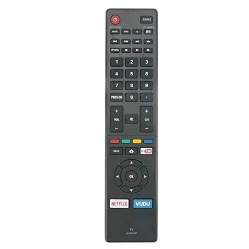 Calvas New Remote Control NH415UP for SANYO TV FW50C36F FW50C78F FW50C85T FW65C78F FW55C78F