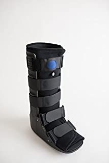 The Orthopedic Guys High Top CAM Walker Boot for Foot & Ankle Fracture (L)
