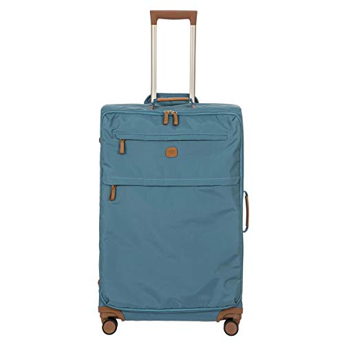Trolley morbido grande X-Travel, Taglia Unica,007-Grey blue