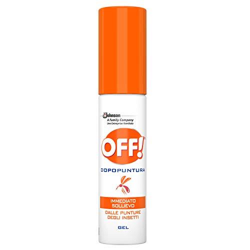 OFF! - Dopopuntura - Alivio inmediato después de picaduras de insectos - 25 ml