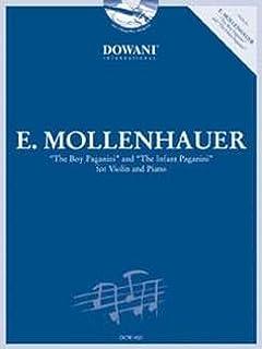 THE BOY PAGANINI & THE INFANT PAGANINI - gearrangeerd voor [noten/Sheetmusic] component: MOLLENHAUER EDWARD