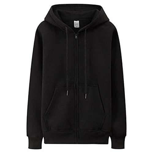Women's Shoulder Epaulets BeltedWomen Hip Hop Streetwear Hoodies Jacket Angel Dark Print Jacket Coat Harajuku Cotton Jacket Coat Zipper