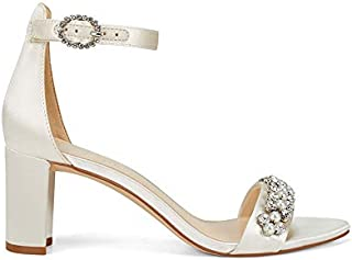 صنادل نسائية NINE West wnPASSION2-A مقاس 38، لون أزرق