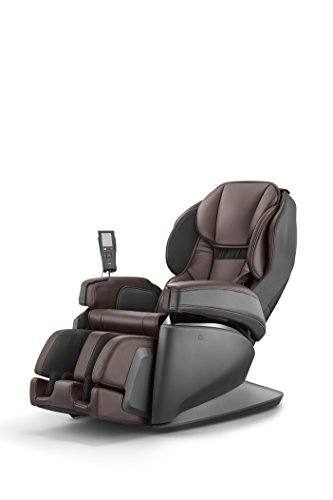 JP1100 - Made in Japan 4D Massage Chair (Brown)