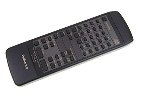 Original Fernbedienung Technics RAK-SL508W für SL-P2000, SL-PS900, SL-PS840