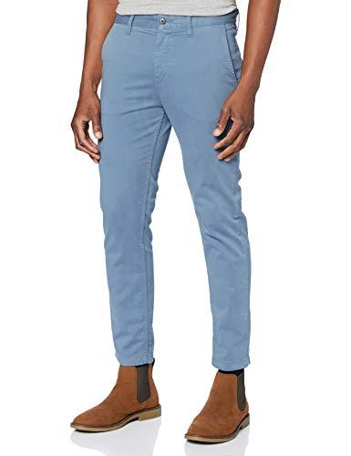 BOSS Mens Schino-Taber D Pants, Dark Grey (26), 3032