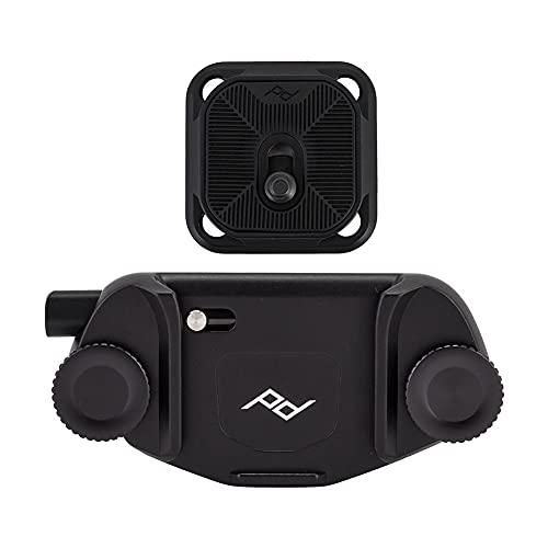 [ ピークデザイン ] Peak Design カメラ クリップ キャプチャー カメラアクセサリー CP-BK-3 ブラック Camera Clips Capture V3 Black カメラホルダー おしゃれ 便利 [並行輸入品]