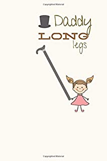 Daddy long legs journal (diary, notebook)