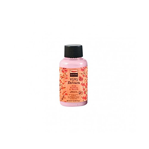pink flowers and shea - bath foam 60 ml