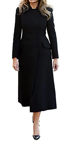 Chaqueta de algodón con capucha I Really Don't Care Do U Melania Trump para mujer