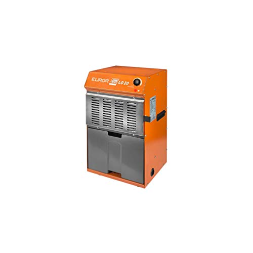Eurom LO20 luchtontvochtiger bouwdroger vochtkiller 360 W, oranje