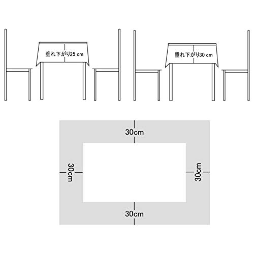 Topfinel テーブルクロス 長方形 北欧 ビニール 撥水加工 汚れ防止 防油 お手入れ簡単 テーブルカバー おしゃれ PVC製 家庭用 インテリア バラ 137x200cm