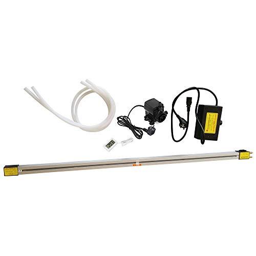 Biegemaschine 800W Acryl PVC Kunststoff Lichtbox Heizung Biegewerkzeug für Acryl, Plexi-Glas, PVC, PC, ABS, PP