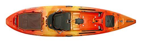 """Wilderness Systems Tarpon 105   Sit on Top Fishing Kayak   Premium Angler Kayak   10' 6""""   Mango"""