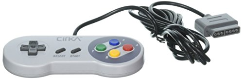 Retro Gaming - Mando SNES Colores S91 (Compatible Con Retron 2/3/5) - [Edizione: Spagna]