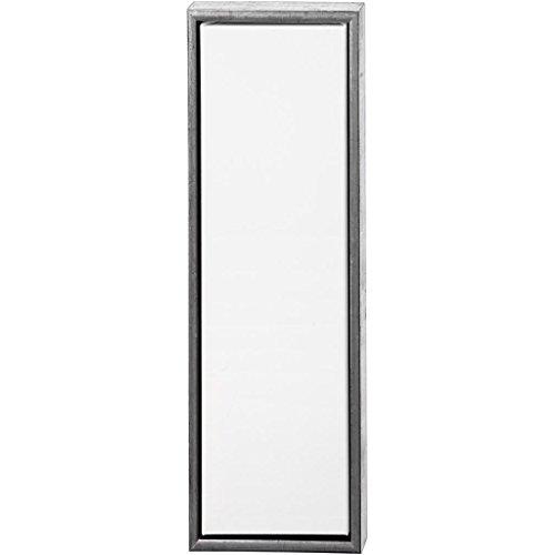 ArtistLine Leinwand mit Rahmen, Außengröße 24x64 cm, Tiefe 3 cm, Leinwandgröße 20x60 cm, 1 Stück
