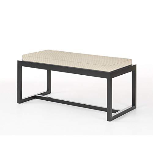Intérieur/De Plein air Rectangle Banc Coussin Mousse Canapé Coussin Parfait pour Terrasse-60 * 30 * 5Cm-C