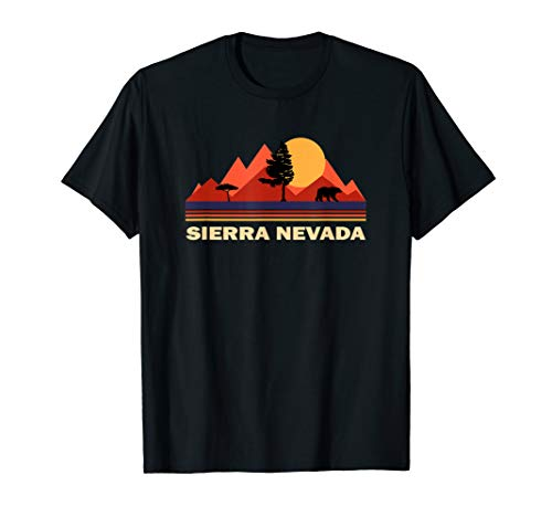Sierra Nevada Country Wildlife T-Shirt