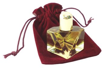 Diamond Bottle w/Pouch Tunisian Amber (Best Smelling Deodorant For Female In India)